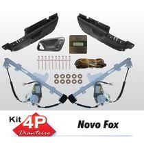Vidro Eletrico Fox Novo 4 Portas Dianteiro Atiesmagamento