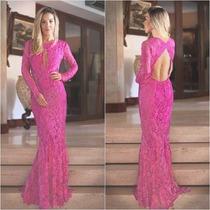 Vestidos Lindos Em Renda Para Noite Balada Festa Casamento