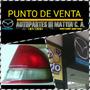 Stop Mica Trasera Derecho Ford Laser Y Allegro Del 95 Al 99
