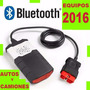 Scanner Multimarca Delphi Autocom -bluetooth Autos Camiones