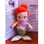 Ariel Princesas Peluche Original Disney Store La Sirenita