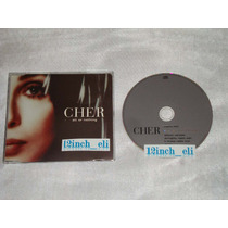 Cher All Or Nothing 99 Wea Single Promo Mexico 4 Tracks