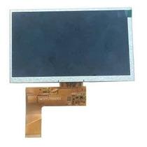 Tela Display Lcd Gps Multilaser Tracker 7 Tv Polegadas