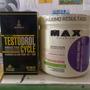 Testodrol Cycle Hormônio Natural 60 Tabs + Bcaa Drink 4:1:1