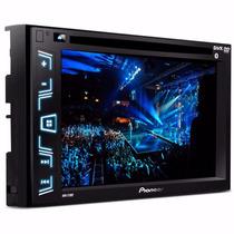 Dvd Pioneer Avh-288bt+mold.corolla Gli+chic Radio Ant+camera