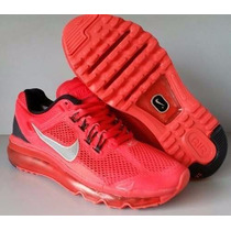 Tenis Nike Air Max 2013/2014 100% Original Pronta Entrega