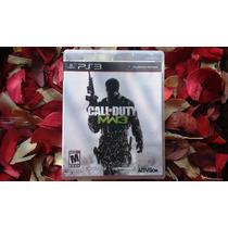 Call Of Duty Modern Warfare 3 - Cod Mw3 - Mídia Física - Ps3