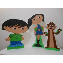 Figuras En Anime Mundo De Luna, Piñata Chupetero,bienvenido