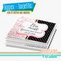 Cumple 60 - Tarjetita Souvenir Cumple 60 Para Imprimir