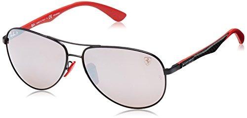a0ec61a24f2 Gafas De Sol Polarizadas De La Colección Scuderia Ferrari... -   428.990 en Mercado  Libre