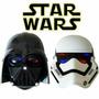 Mascaras Starwars Con Led Luces