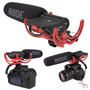 Microfono Rode Videomic Rycote Canon Dslr (remate X Viaje)