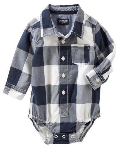 f7e1fe87a Body Camisa Mangas Largas Carters Varon Nene - $ 799,00 en Mercado Libre