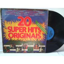 Disco Lp De Vinil- De Sucessos / 20 Super Hits Originais