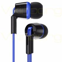 Auriculares In Ear Sport Sentey Nexus Mic Ios Android Azul