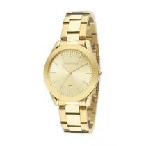 Relógio Technos Feminino Dourado Tam. Pequeno 2035lrs/4x