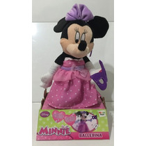 Peluche Minnie Bailarina Cod 99181
