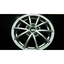 Jogo De Rodas Aro 14 5x100 Polo E Fox Bluemotion Original Vw