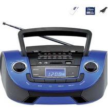 Reproductor De Mp3 Con Bateria Pen Drive Sd Radio Am/fm