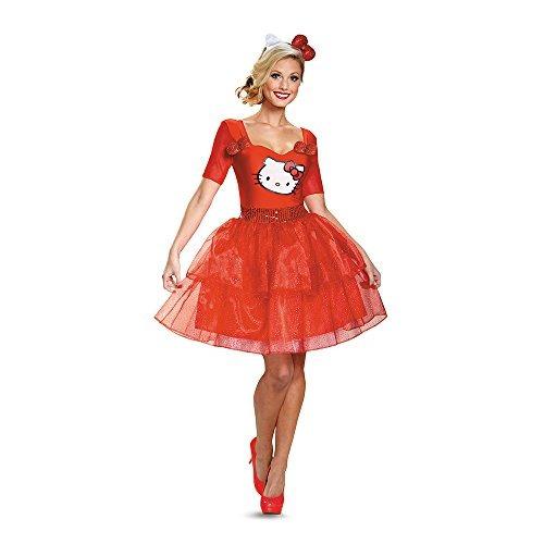 disfraces hello kitty mujer