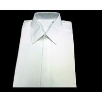 Camisa De Vestir Para Hombre. Cuello Palomita Y Otros