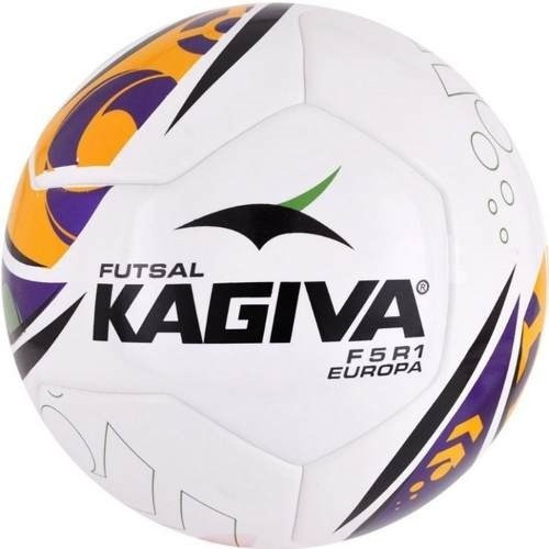 Bola Kagiva (linha Futsal Adulto) F5 R1 Europa - R  87 fa8b44408d15e