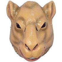 Máscara Foro Novedades Del Niño Animal Plástico Camel