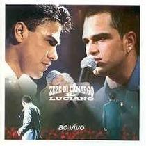 Cd Zeze Di Camargo & Luciano Ao Vivo (duplo)