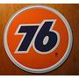 Unión Rústico 76 Motor De Gasolina De Aceite Muestra De La