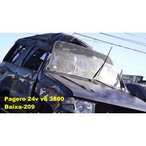Motor De Arranque Na Troca Pajero Gls 97/98