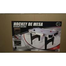 Mesa De Hockey De Aire, 110v 137x69x80cms Nueva