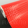 Vinil Adesivo P/ Envelopamento Vermelho Opaco 3d Imprimax