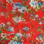 Flores Rojo-Azul