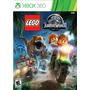 Lego Jurassic World Xbox 360 Nuevo Sellado Original