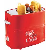 Tostadora De Hot Dog Nostalgia Electrics Coca Cola Series Hd