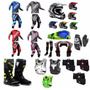Kit Equipamentos Completo Ims Top Motocross Trilha Enduro