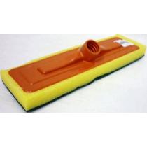 Rodo Espuma Limpa Azulejo Sem Cabo ( Atacado ) Pacote C/12