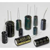 Capacitor Electrolitico 3300x6.3v 105ºx5u Pc Mother High Tec