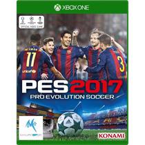 Pes 2017 - Xbox One - Digital Jogue Online