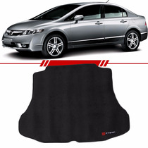 Tapete Porta Malas New Civic 2011 2010 2009 2008 2007 Honda