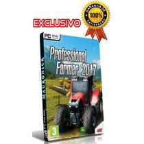 Professional Famer 2017 Pc - Lançamento!! Simulador
