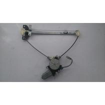 Maquina De Vidro Eletrico Honda Civic Traseiro Direito 99/00