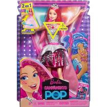 Muñeca Barbie Campamento Pop Mattel