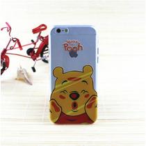 Funda Transparente Winnie Pooh Iphone 6 / 6s Envío Gratis