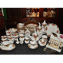 Gran Juego De Vajilla Porcelana Inglesa Royal Albert England