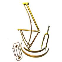 Quadro Bike Aro 26 Fem Tipo Caloi Ceci Antiga Kit Completo**