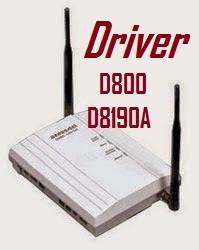 driver modem axesstel d8190a