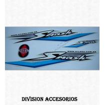 Kit Calcos Moto Gilera Smash 110 Tunning