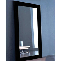 Espejo En Marco De Madera 2,20 X 1,20 M (10 Cm Marco)
