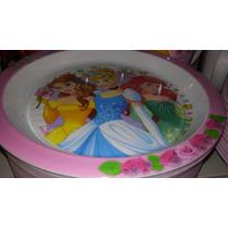 Fiesta Disney Princesas Plato, Recuerdo Bolo